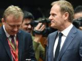 """Piotr Serafin – """"gladiator"""" Donalda Tuska w jego zakulisowych bitwach w Brukseli"""