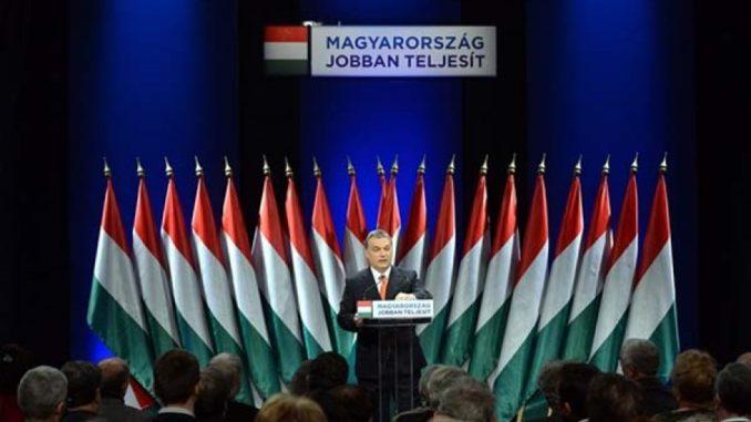 Węgierski parlament zamierza poprzeć Polskę w sporze z UE