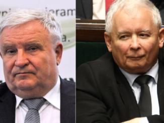 Kazimierz Kujda Jarosław Kaczyński