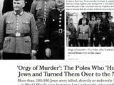 MSZ Izraela: Polacy pomagali nazistom w ZBRODNI. Dowody są przytłaczające