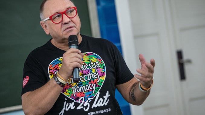 Owsiak alarmuje: Polacy, dzieje się coś niezwykle niebezpiecznego