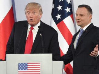Amerykańskie sankcje wobec polskich władz. ZLEKCEWAŻONE OSTRZEŻENIE z USA