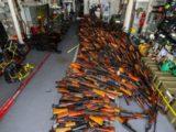 Niemcy: 25 tys. sztuk broni zniknęło bez śladu