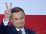 """""""The Guardian"""": Andrzej Duda wygrał wybory dzięki strategii Facebooka?"""