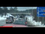 Litwa: W Niemenczynie żołnierz załatwił potrzebę na oczach kierowców