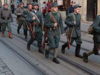 Wieś na Ukrainie nie chciała rekonstrukcji walk UHA z Polakami