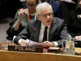 Minister Czaputowicz bezwarunkowo wsparł Ukrainę, zamiast w zamian za wsparcie domagać się odejścia od banderyzmu