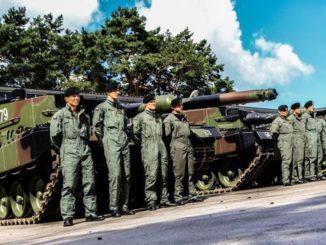 Nowa dywizja wojska polskiego – podstępny cios w plecy Polaków