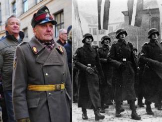 Kim są łotewscy legioniści?