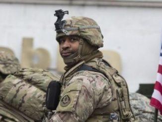 SKANDAL! Policja zatrzymała amerykańskich żołnierzy