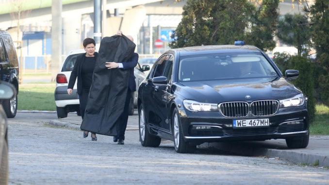 Beata Szydło straciła willę i nagrody