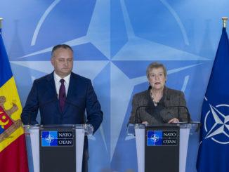 Większość Mołdawian przeciw zjednoczeniu z Rumunią i dołączeniu do NATO