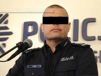 CBA weszło o świcie do domu byłego komendanta policji