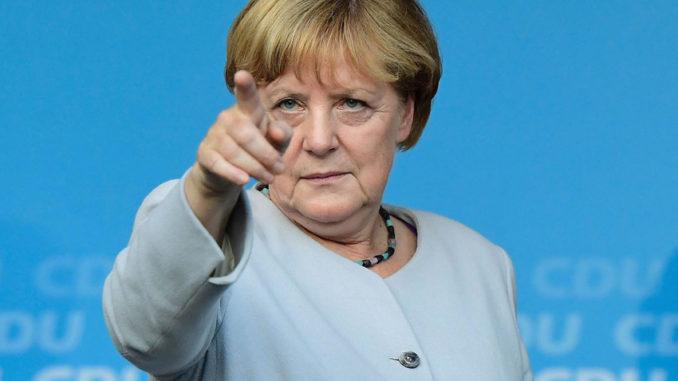 Niemcom jakoś tak się udaje że z ich kraju zawsze wychodzi ZAGROŻENIE dla Europy