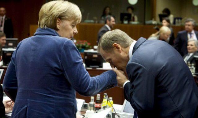 Donoszenie Niemcom na własny kraj to najbardziej parszywa forma zdrady