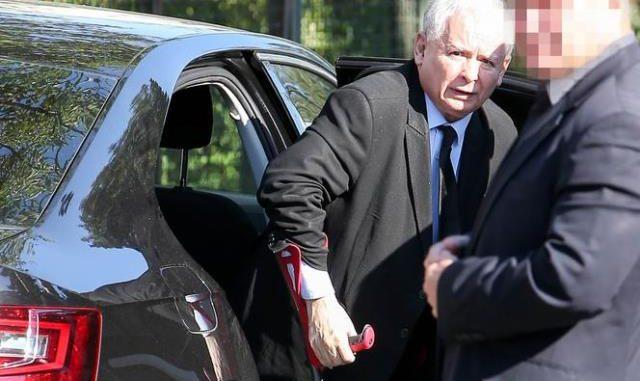 Kaczyński przechodzi ciężką kurację