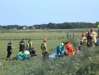 DRAMAT w Holandii. Zginęli młodzi Polacy (WIDEO)
