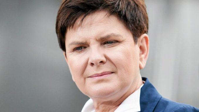 Beata Szydło zakpiła z Małgorzaty Gersdorf