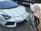 Skradzione Lamborghini z Dubaju odnalezione w Polsce. Wiemy, kim jest złodziej auta wartego fortunę