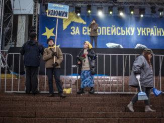Podatkowy zawrót głowy na Ukrainie
