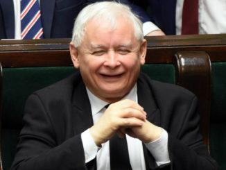 Prezes Kaczyński nikogo taknie ośmieszył, jak jego