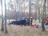 Koszmarny wypadek w lesie. Prokuratura niczego nie wyklucza