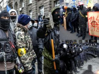 Ukraina przyjmuje totalitarne ustawy