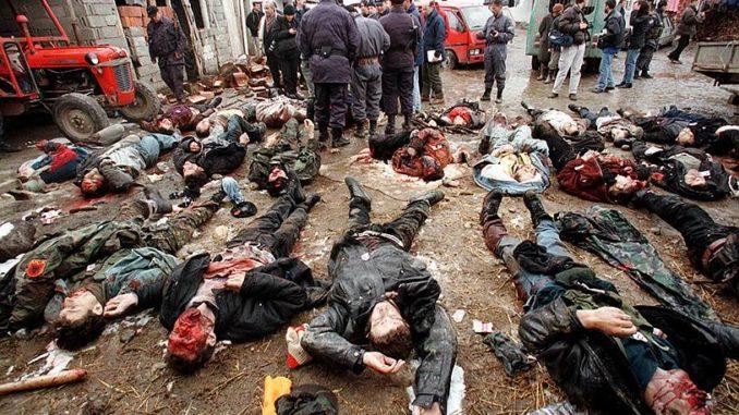 bombardowania Jugosławii