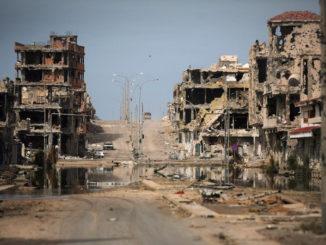 To Brytyjczycy odpowiadają za CHAOS w Libii