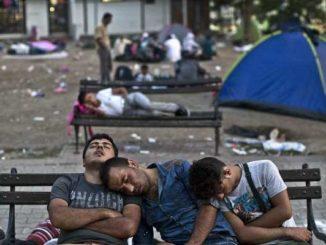 odsyłać migrantów