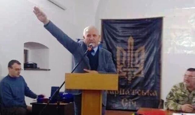 Były ukraiński konsul-neonazista znowu SZOKUJE