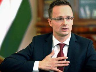 Szef MSZ Węgier o TAJNYM biznesie UE z Rosją