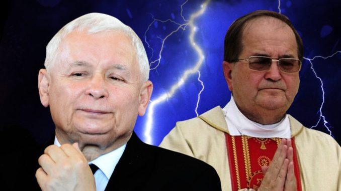 Kościół występuje przeciwko PiS