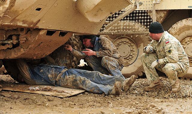 Kraje które nie chcą zniknąć z mapy świata ciągle modernizują swoje armie