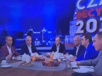 Burda w TVN po wyborach