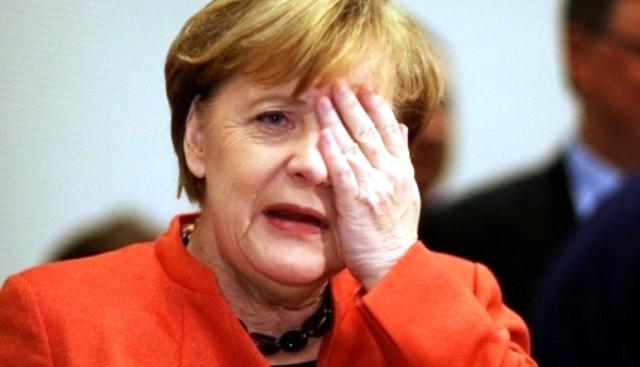 Merkel ZŁAMAŁA protokół