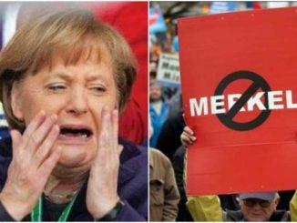 Merkel w Polsce
