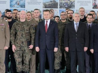 Minister Błaszczak