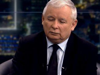DRAMAT Kaczyńskiego