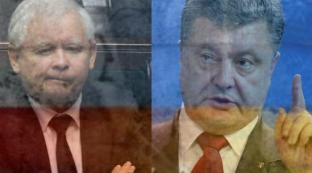 rząd Ukrainy uderza w Polskę