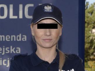 Policjantka narkotyki