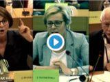 Wielka awantura o Polskę w PE! J. Wiśniewska ustawiła Boniego i Piterę jak uczniaków! [WIDEO]