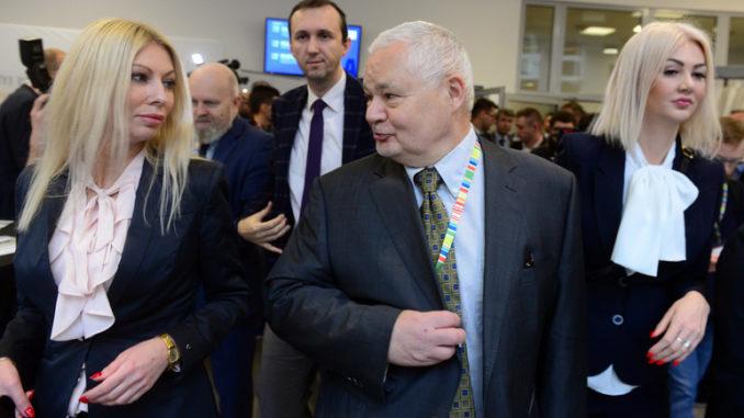 Kaczyński wściekł się na Glapińskiego