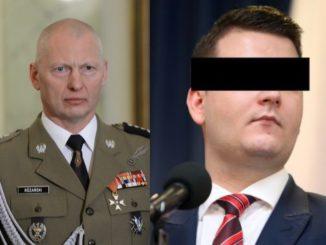 na temat aresztowania Bartłomieja M