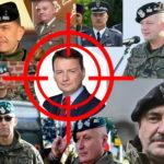Generałowie żądają dymisji Błaszczaka