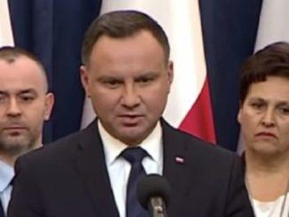 może zginąć Andrzej Duda