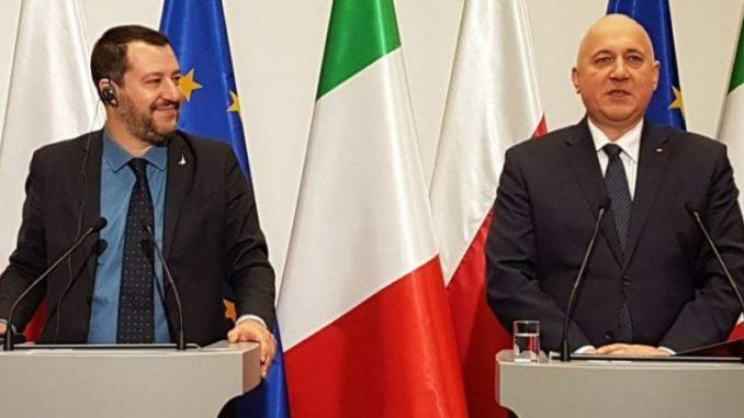 Słowa Salviniego w Polsce