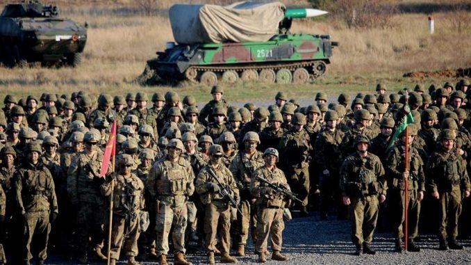 w Polsce miejsca dla wojsk