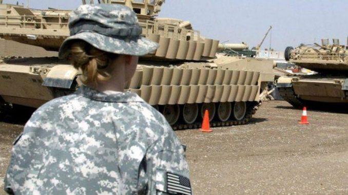 gwałty w amerykańskim wojsku