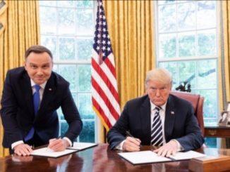 Wasalizacja Polski wobec USA